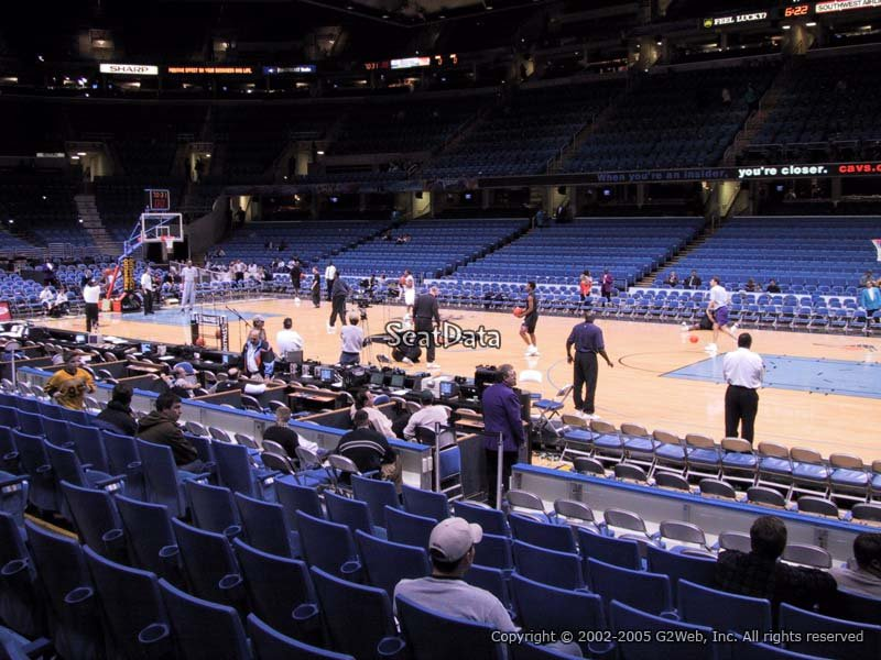 Cleveland Cavaliers Quicken Loans Arena Section 106