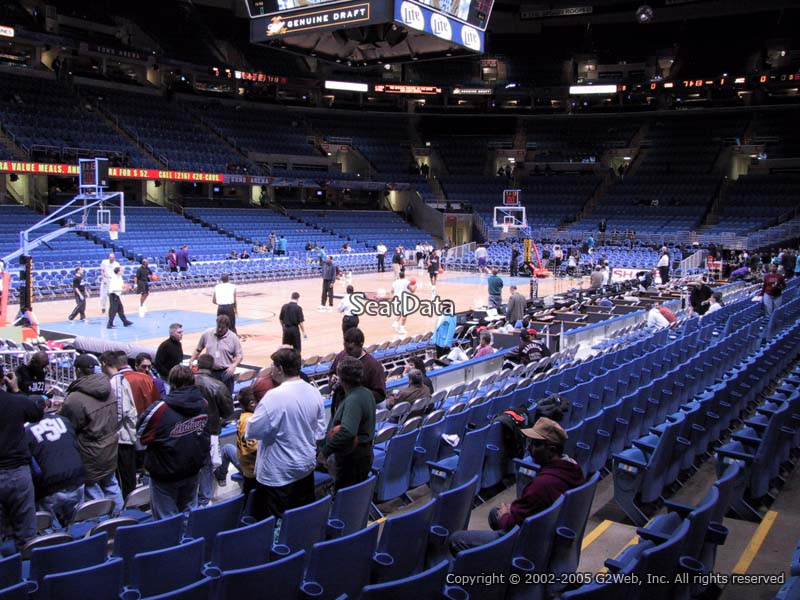 Cleveland Cavaliers Floor Seats Brokeasshome Com