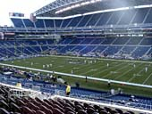 Seattle Seahawks Seat View for CenturyLink Field Section 205