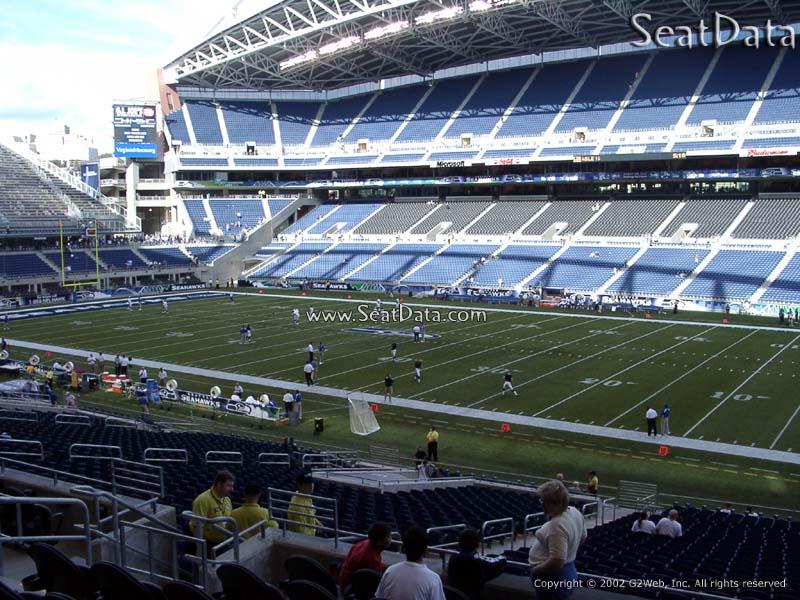 Centurylink Field Section 231 Seattle Seahawks Rateyourseatscom