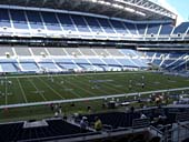 Seattle Seahawks Seat View for CenturyLink Field Section 238