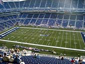 Seattle Seahawks Seat View for CenturyLink Field Section 307