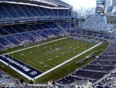 Seattle Seahawks Seat View for CenturyLink Field Section 317