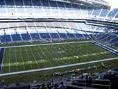 Seattle Seahawks Seat View for CenturyLink Field Section 338