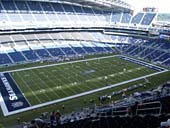 Seattle Seahawks Seat View for CenturyLink Field Section 340