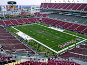 Seat View for Raymond James Stadium Section 319