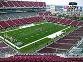 Seat View for Raymond James Stadium Section 328
