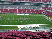 Seat View for Raymond James Stadium Section 334