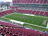 Seat View for Raymond James Stadium Section 340