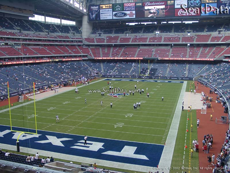 View From Section 349
