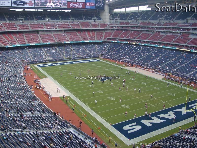 Nrg Stadium Section 526 Houston Texans Rateyourseats Com