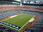 Houston Texans Seat View for NRG Stadium Section 617