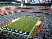 Houston Texans Seat View for NRG Stadium Section 618