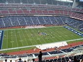 Houston Texans Seat View for NRG Stadium Section 637