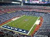 Houston Texans Seat View for NRG Stadium Section 644