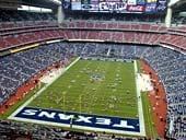Houston Texans Seat View for NRG Stadium Section 646