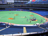 Seat View for Rogers Centre Section 228