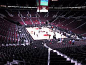 Seat View for Moda Center Section 210