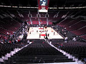 Seat View for Moda Center Section 224