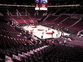 Seat View for Moda Center Section 226