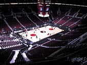 Seat View for Moda Center Section 322