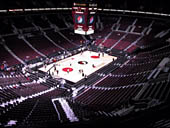 Seat View for Moda Center Section 323