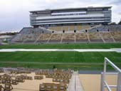 Seat View for Ross-Ade Stadium Section 106