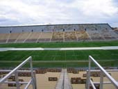 Seat View for Ross-Ade Stadium Section 125