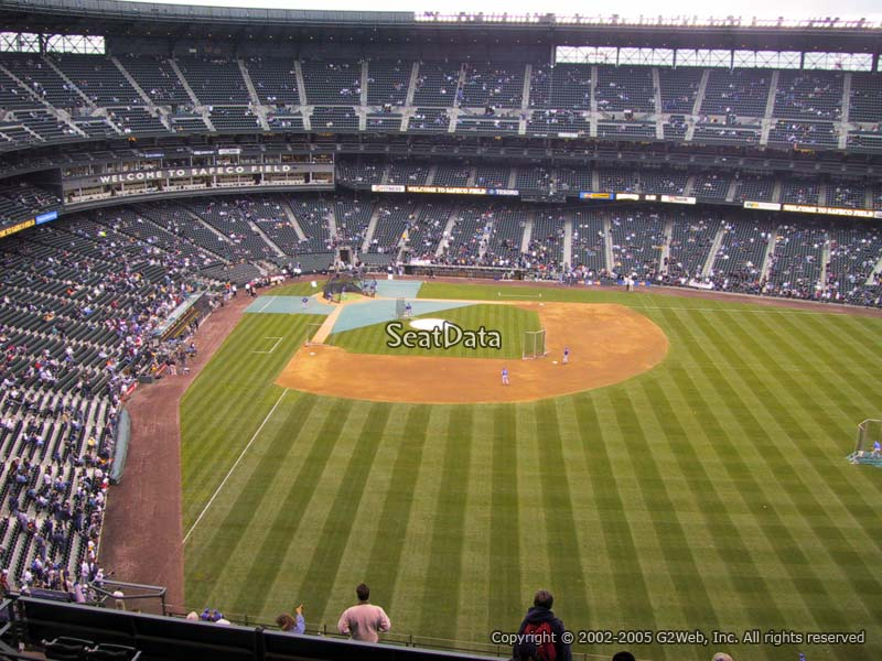 T Mobile Park Section 308 Seattle Mariners