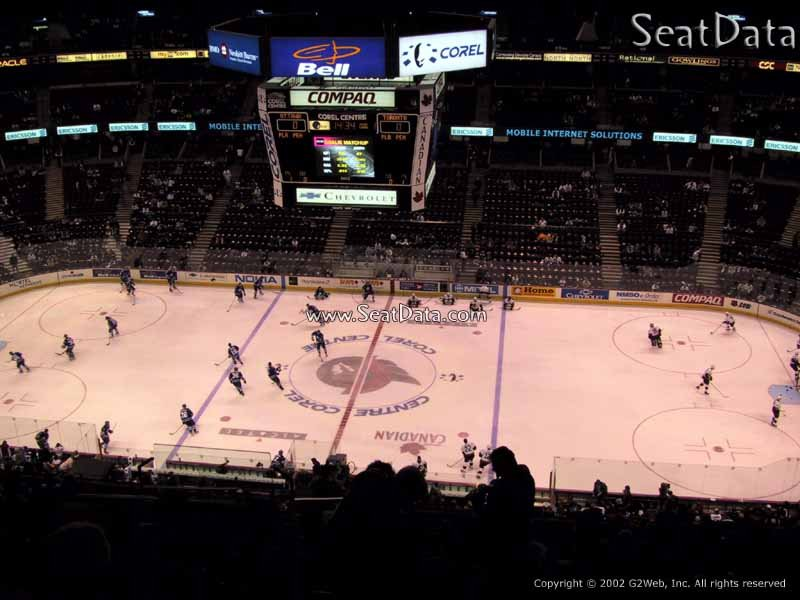 Canadian Tire Centre Section 307 - Ottawa Senators ...