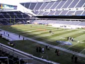 Seat View for Soldier Field Section 204