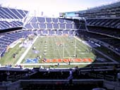 Seat View for Soldier Field Section 323