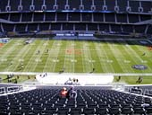 Seat View for Soldier Field Section 437