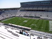 Seat View for Spartan Stadium Section 106