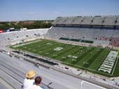 Seat View for Spartan Stadium Section 120