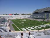 Seat View for Spartan Stadium Section 18