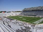 Seat View for Spartan Stadium Section 20