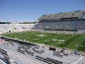 Seat View for Spartan Stadium Section 21