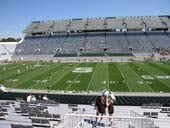 Seat View for Spartan Stadium Section 23