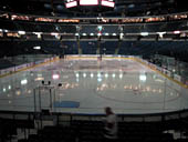 Seat View for Amalie Arena Section 108