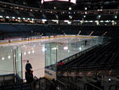 Seat View for Amalie Arena Section 120