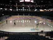 Seat View for Amalie Arena Section 124