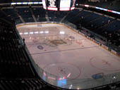 Seat View for Amalie Arena Section 210