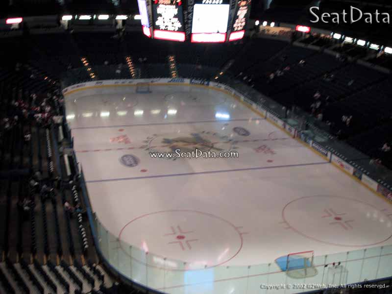 Seat View for Amalie Arena Club 6
