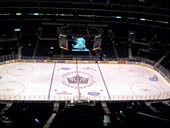Hockey 318 seat view