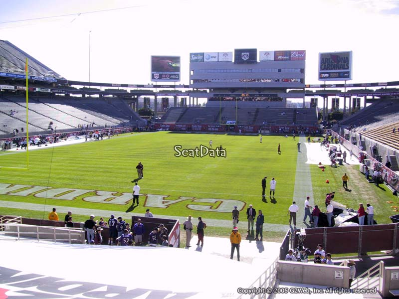 View From Section 16