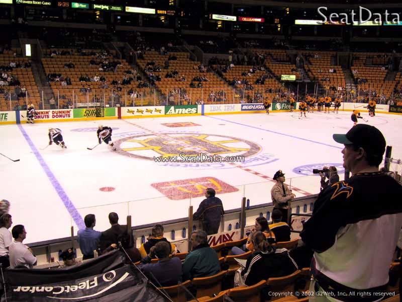 Bon Boston Bruins Seat View For TD Garden Loge 2