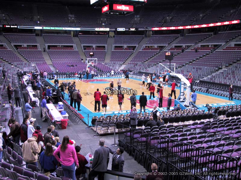 Image Result For Pistons Courtside Seats Price