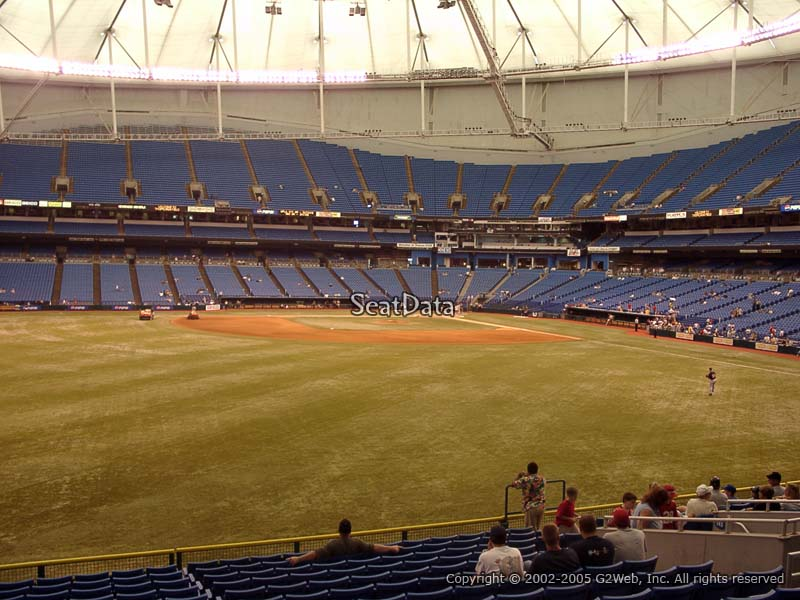 View From Section 147