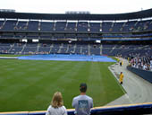 Seat View for Turner Field Section 134